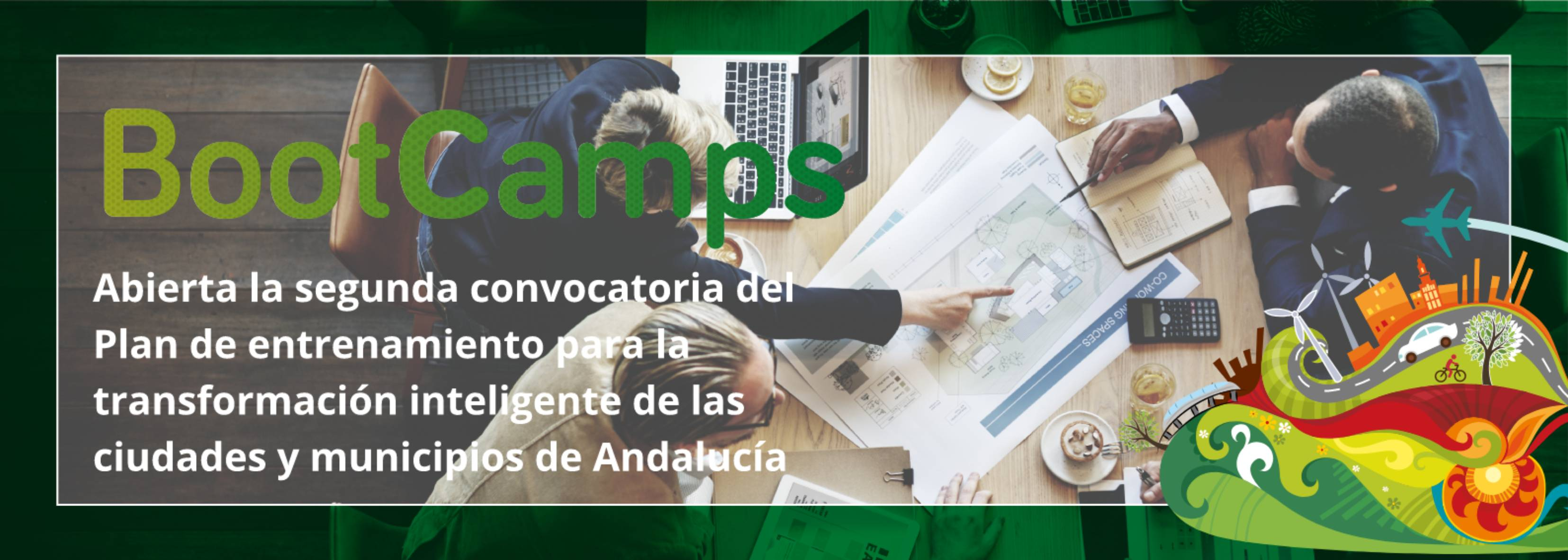2ª Convocatoria BootCamps