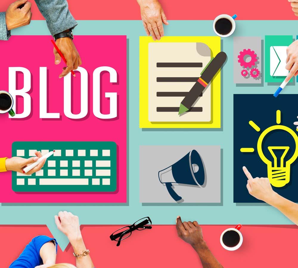 Qué contenidos se pueden encontrar en un blog?   Guía Educar para