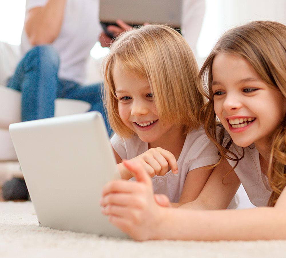 Resultado de imagen para proteger a sus hijos de las trampas de la tecnología